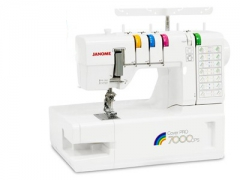 Распошивочная машина Janome Cover Pro 7000 CPS (CP 7000)