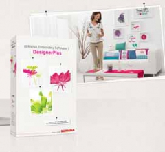 Программное обеспечение Bernina Designer Plus V.7.0